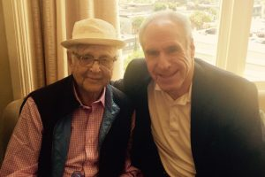 Ross Crystal & Norman Lear