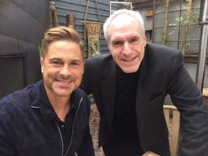 Rob Lowe & Ross Crystal