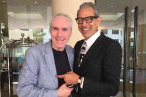 Ross Crystal & Jeff Goldblum