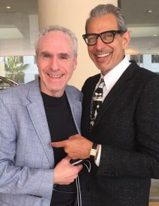 Ross Crystal & Jeff Goldblum